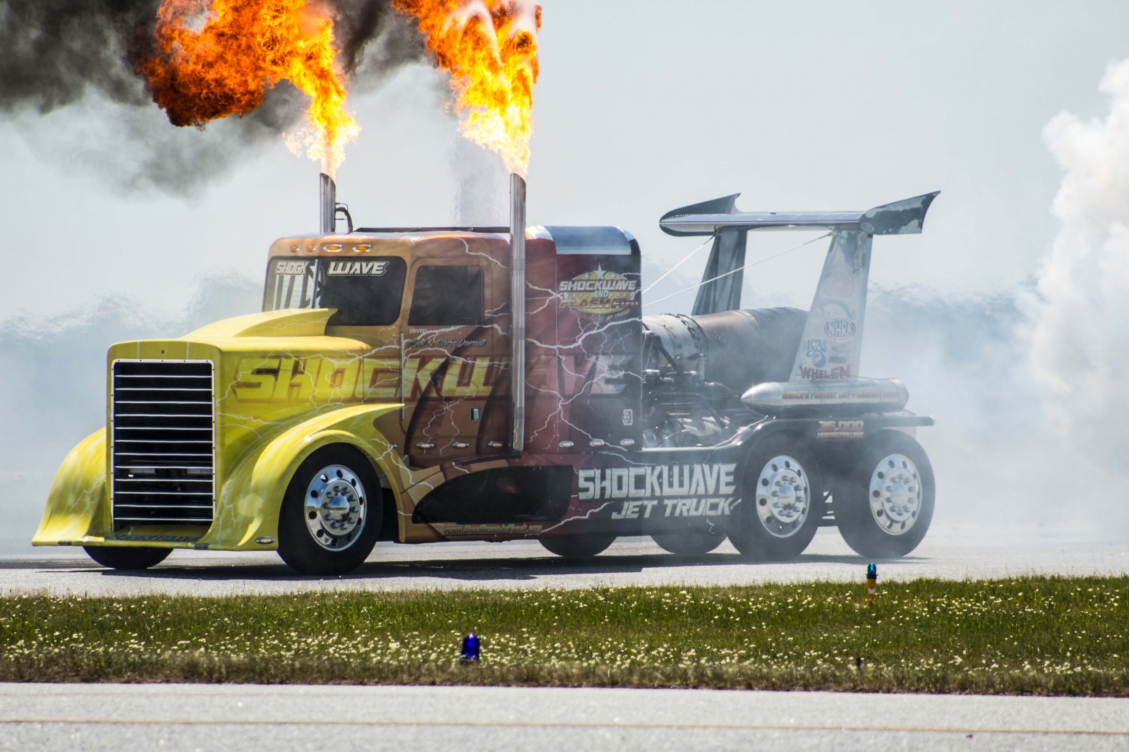 Shockwave the Jet Truck