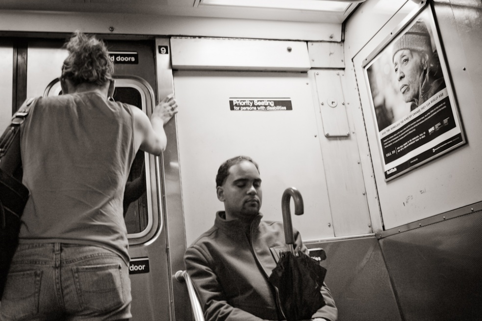 Art and Documentary Photography - Loading NewYork28.jpg