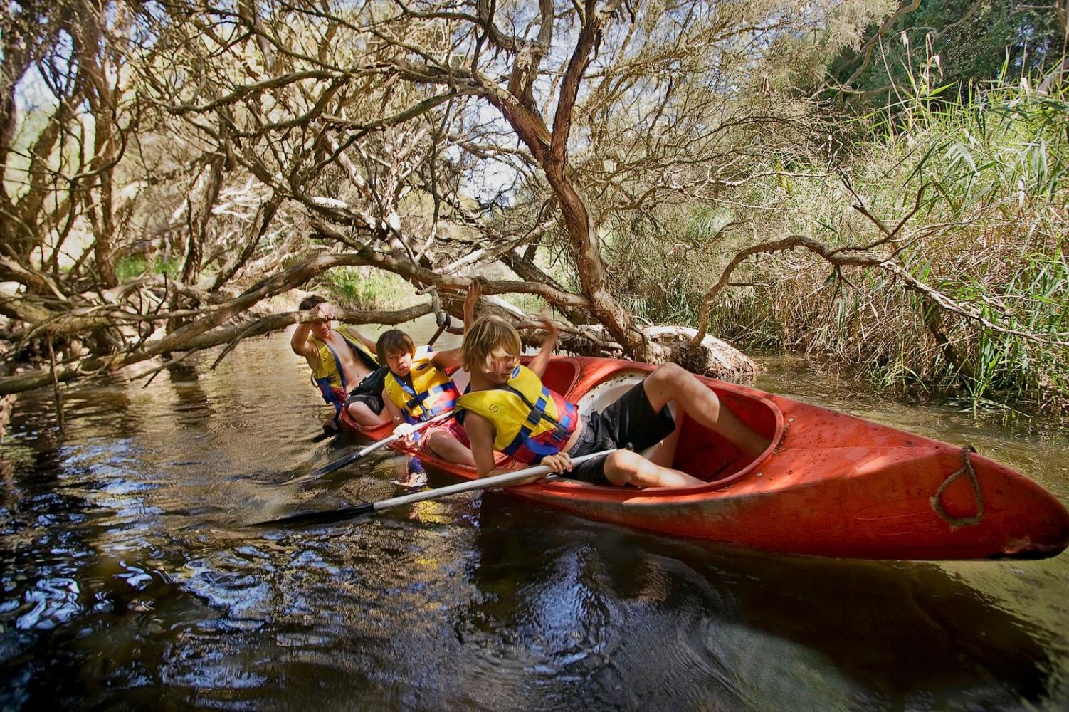 Art and Documentary Photography - Loading canoe.jpg