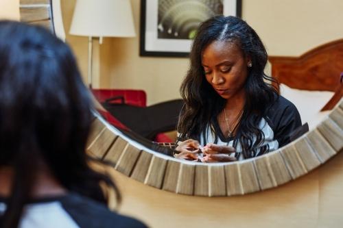 Miss Black USA - Photography project by Jana Williams