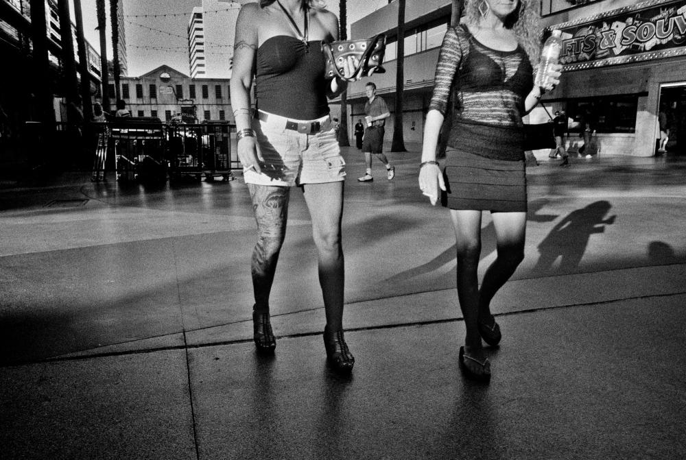 Strolling the strip, Las Vegas, Nevada.
