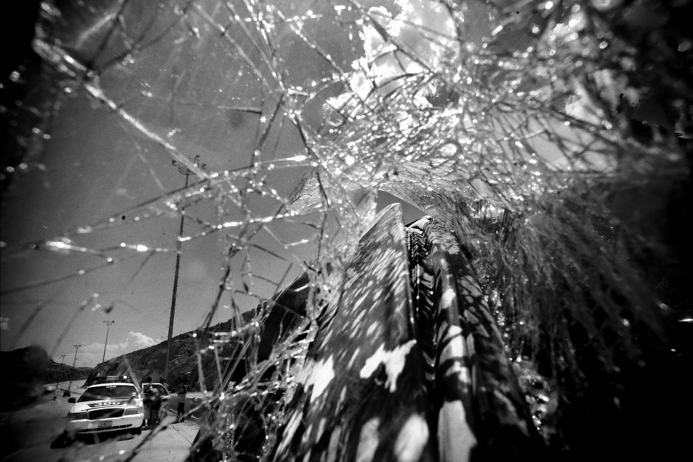 Mexican President Felipe Calderon has deployed tens of thousands of troops and federal police to try and stem the violence which has mushroomed out of control in the border town of Juarez, in Chihuahua, Mexico. Juarez accounted for the vast majority of murders in Mexico last year. Scenes of violence can be seen in broad daylight on the streets of Juarez, and some say the presence of the federal troops has only increased the violence in the newly militarized border town.