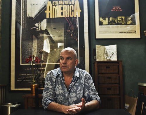 David Simon, co-creator of The Wire and The Deuce for The Guardian.