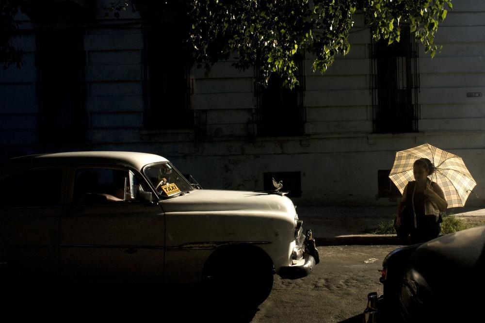 Street scene, Havana, Cuba.