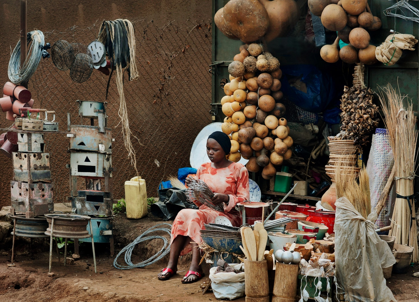 Art and Documentary Photography - Loading merchant.jpg