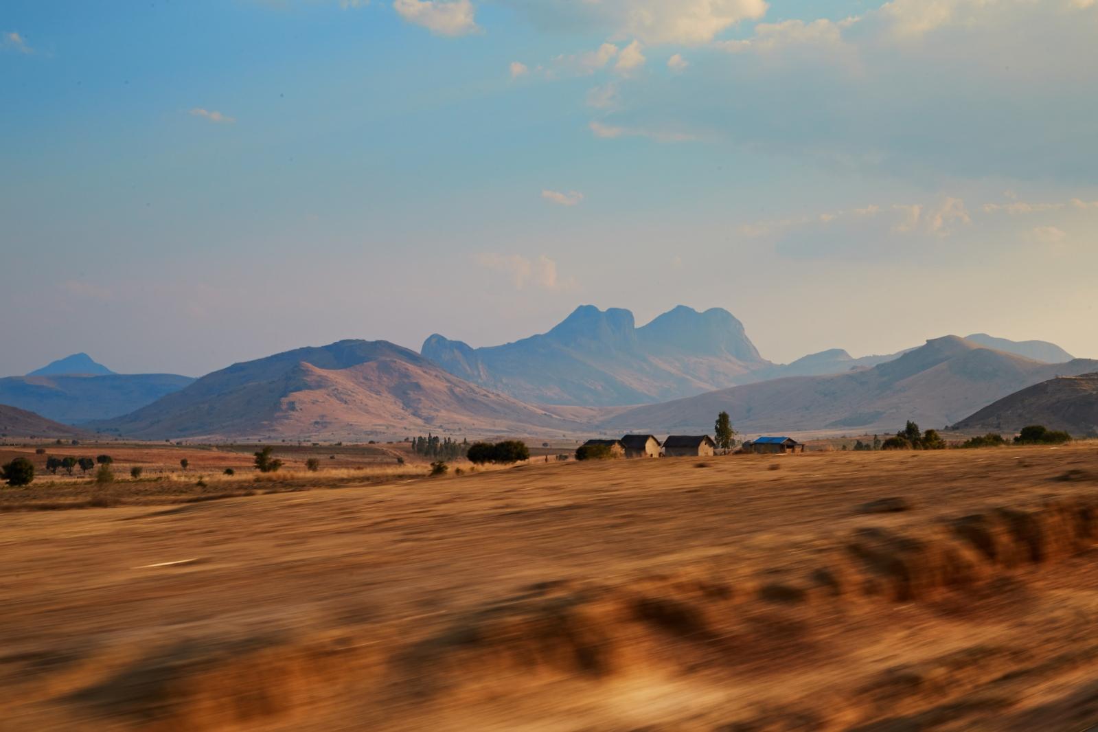 Madagascar roadtrip