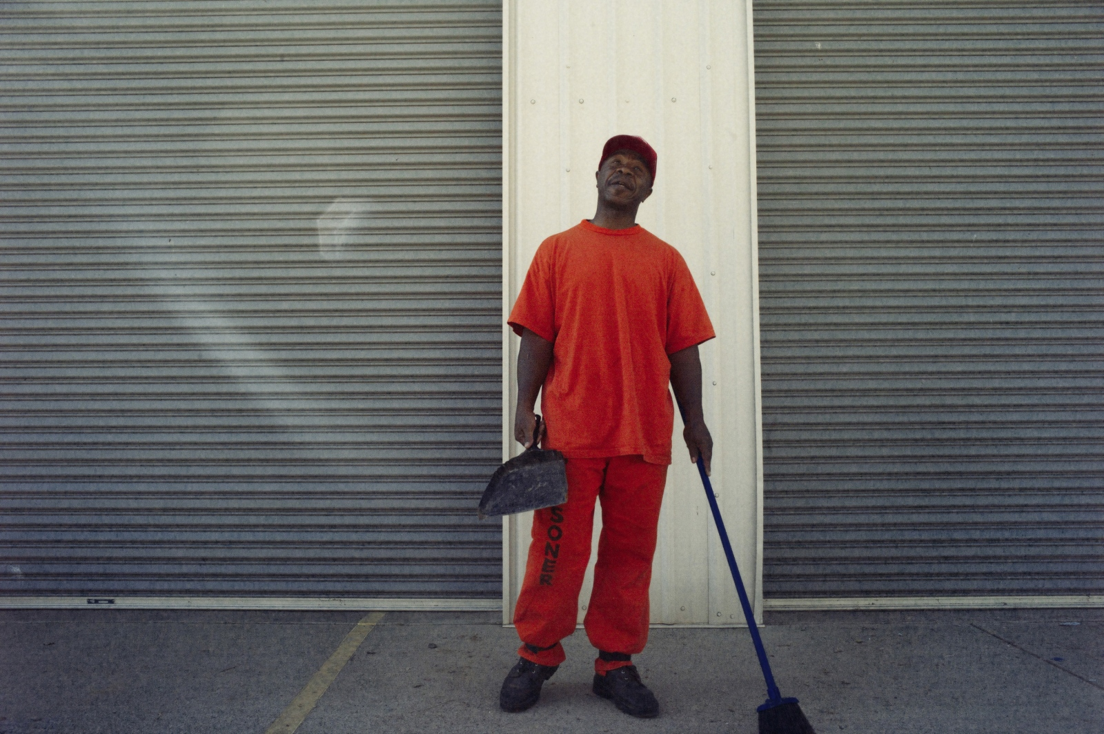 "In addition to earning ""good-time"" for fighting fires, prisoners also earn time credits which reduce their sentences by performing maintenance on the camp and working in the community."