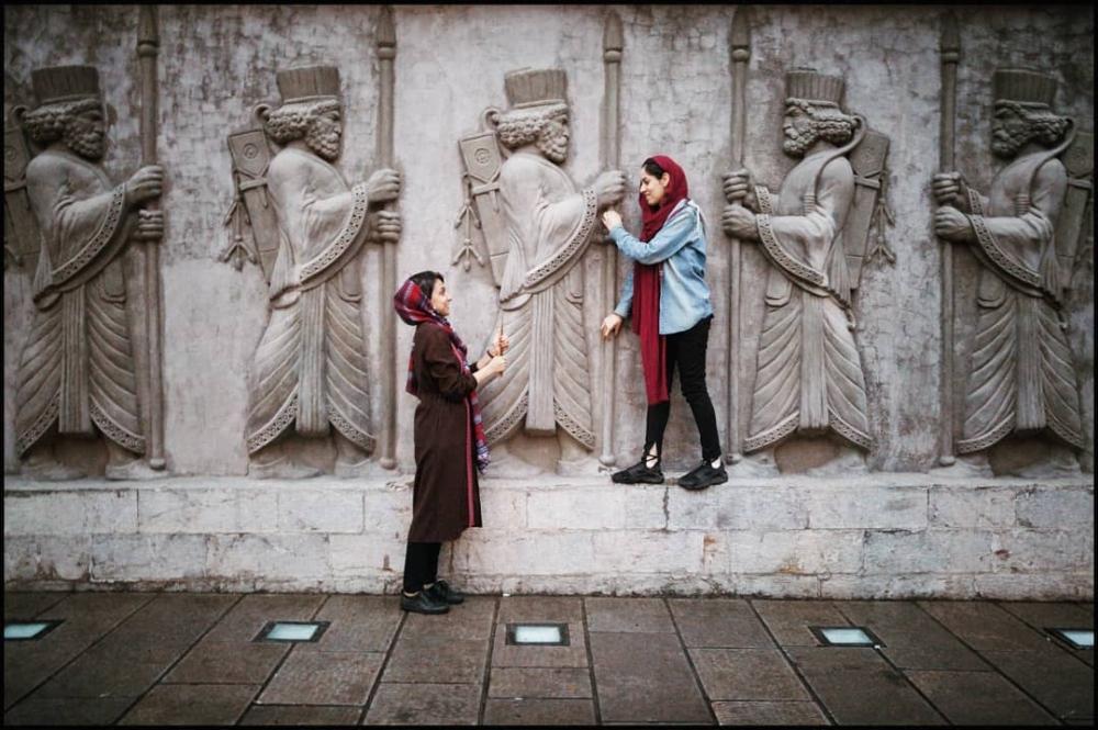 Photography image - Happy International Women's Day  to all my friends ❤💜💚 _Iran /Tehran  7murch 2018