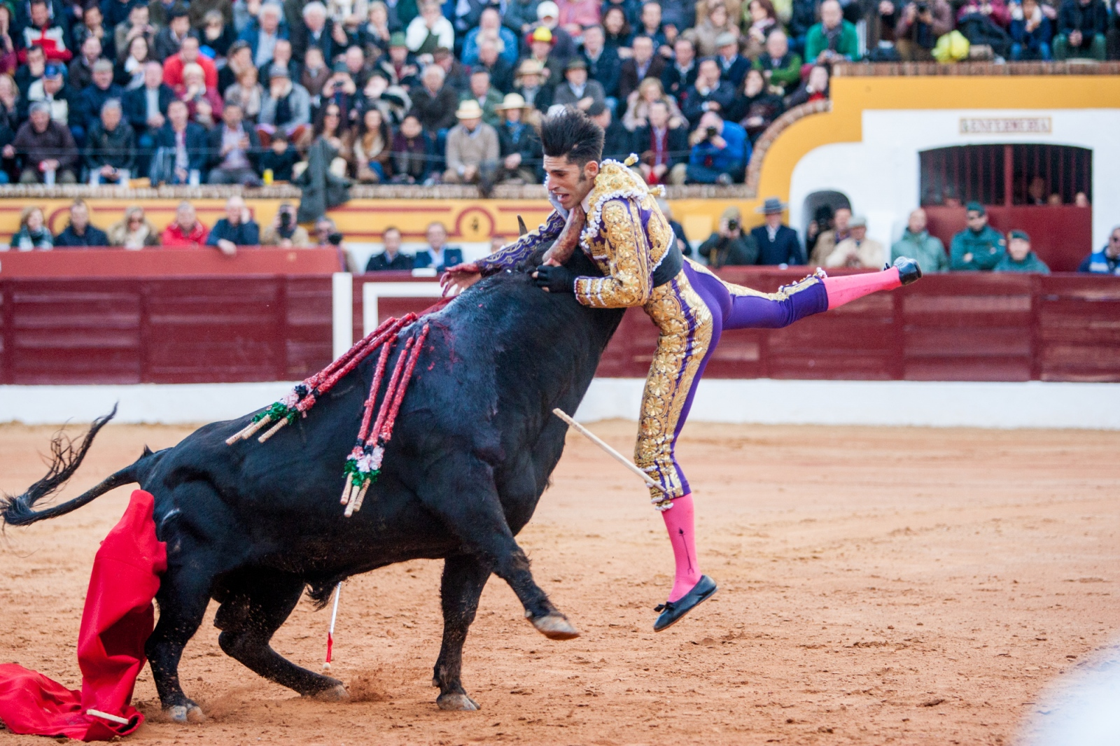 Art and Documentary Photography - Loading Oto_Bullfight_08.jpg