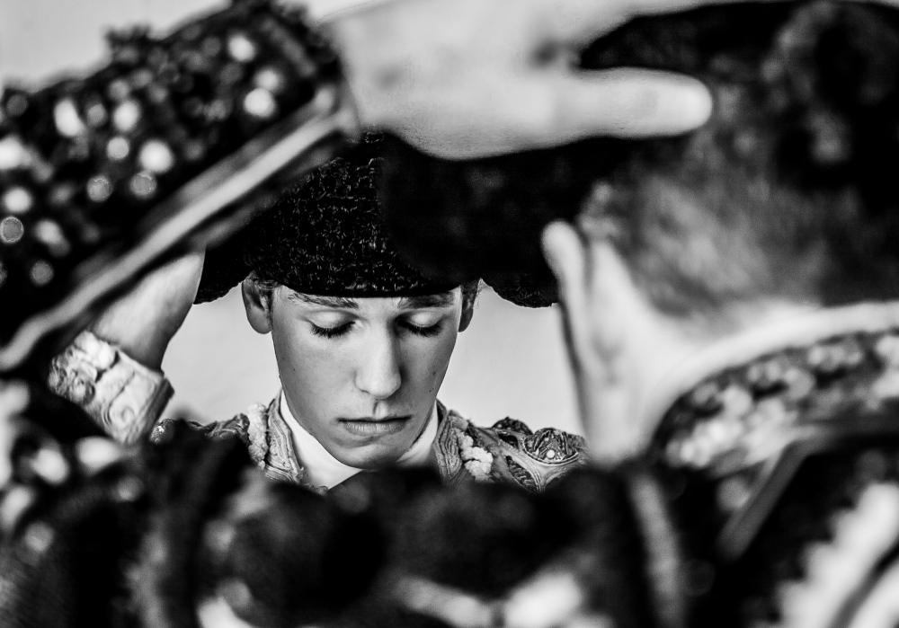 Photography image - Loading Oto_Bullfight_03.jpg