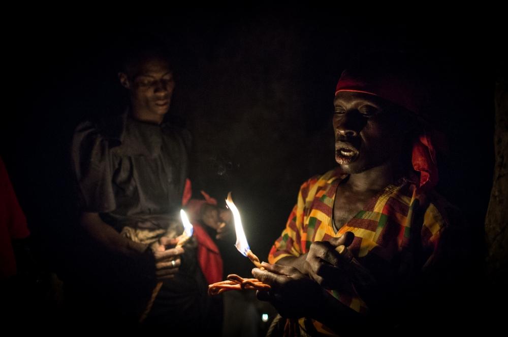 Haitian Vodou by Anthony Karen