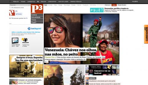 Publico P3,March 2013