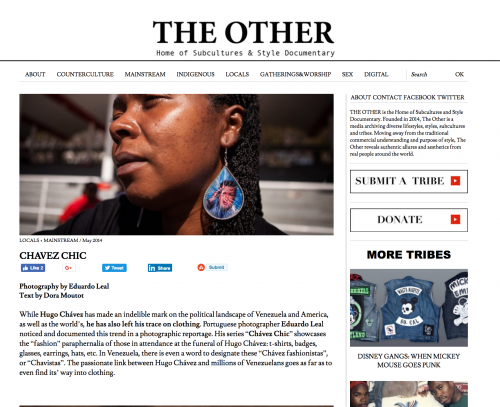 The Other, May 2014