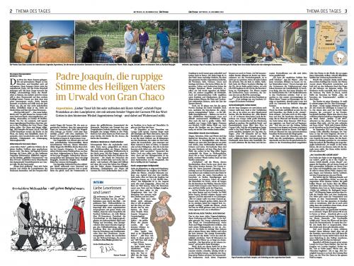 Die Press, December 2014