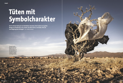 Natur Magazine, May 2015