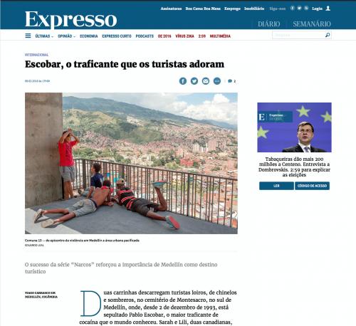 Expresso, February 2016