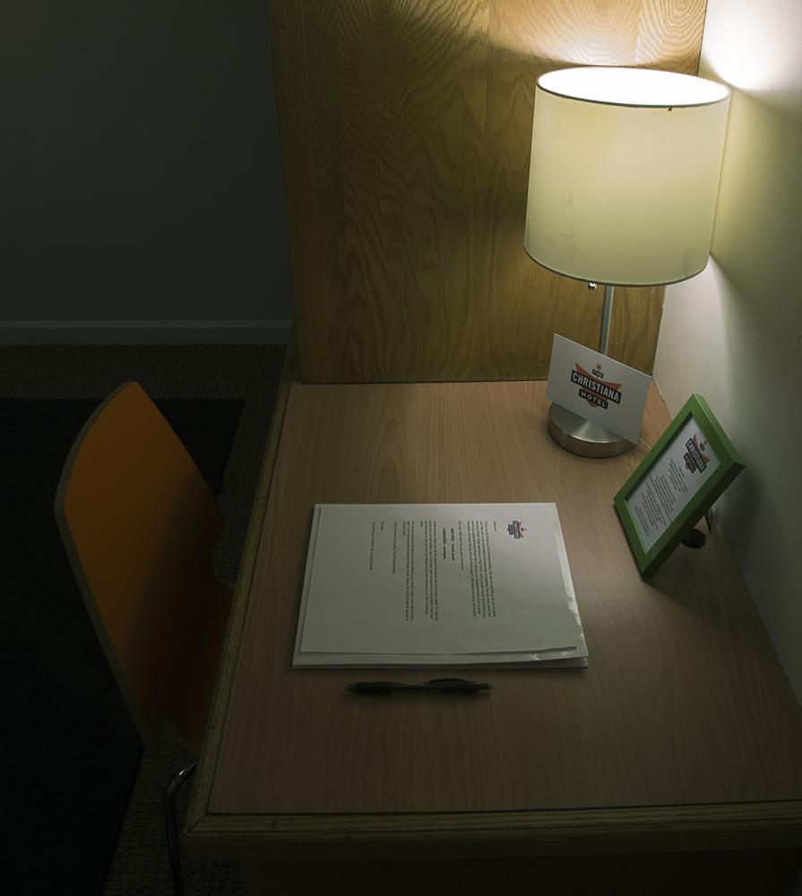 Art and Documentary Photography - Loading Desk.jpg