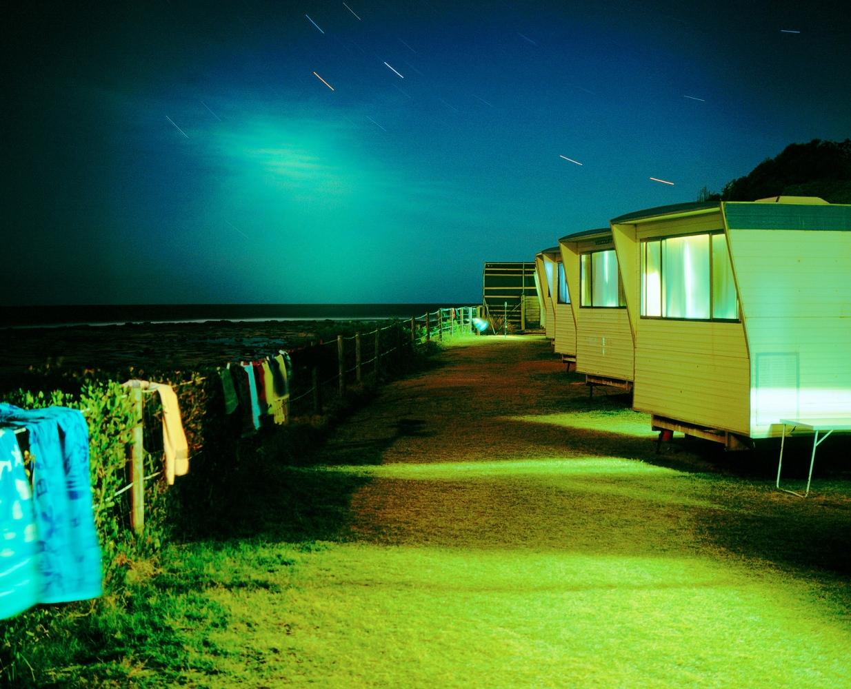 Caravans, Blue Lagoon
