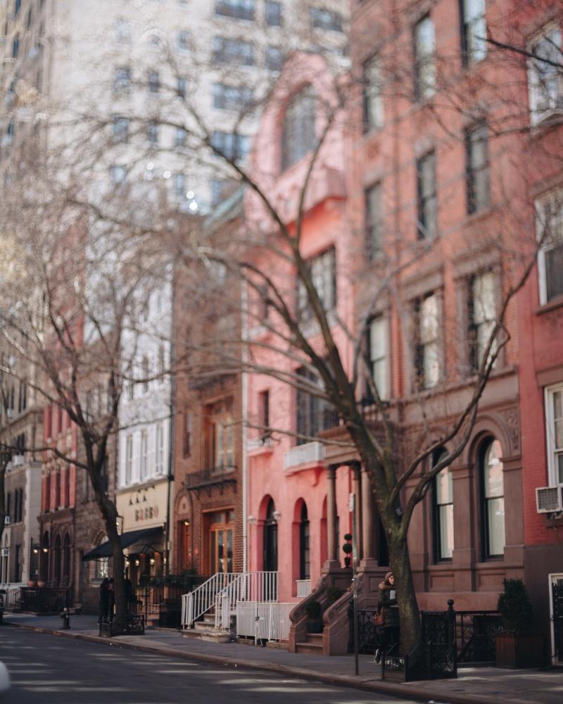 New York, New York March 2018