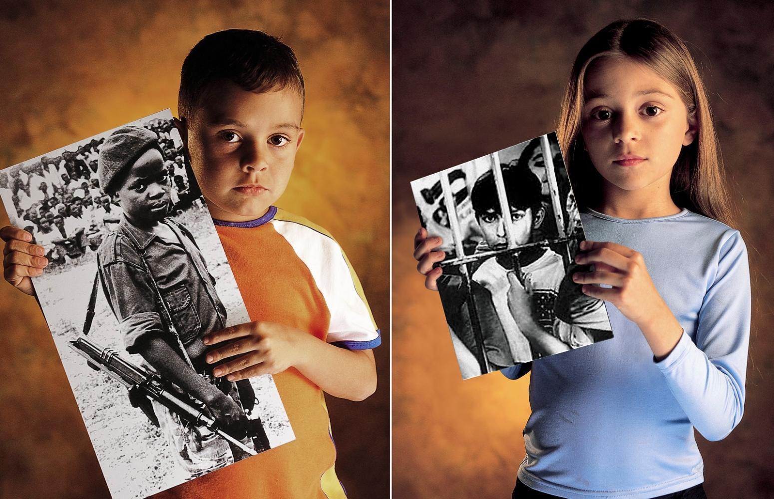 Amnesty International ad.