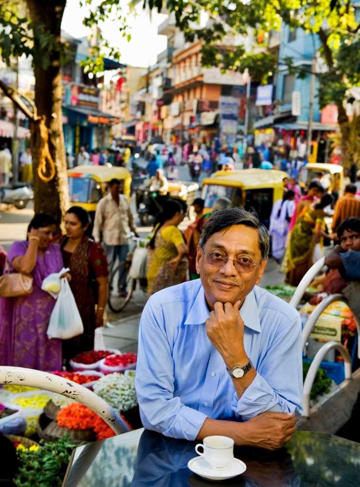 Asit, Praxair Bangalore