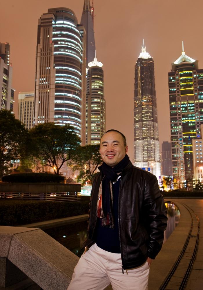HongHai, Praxair Annual Report, Shanghai.