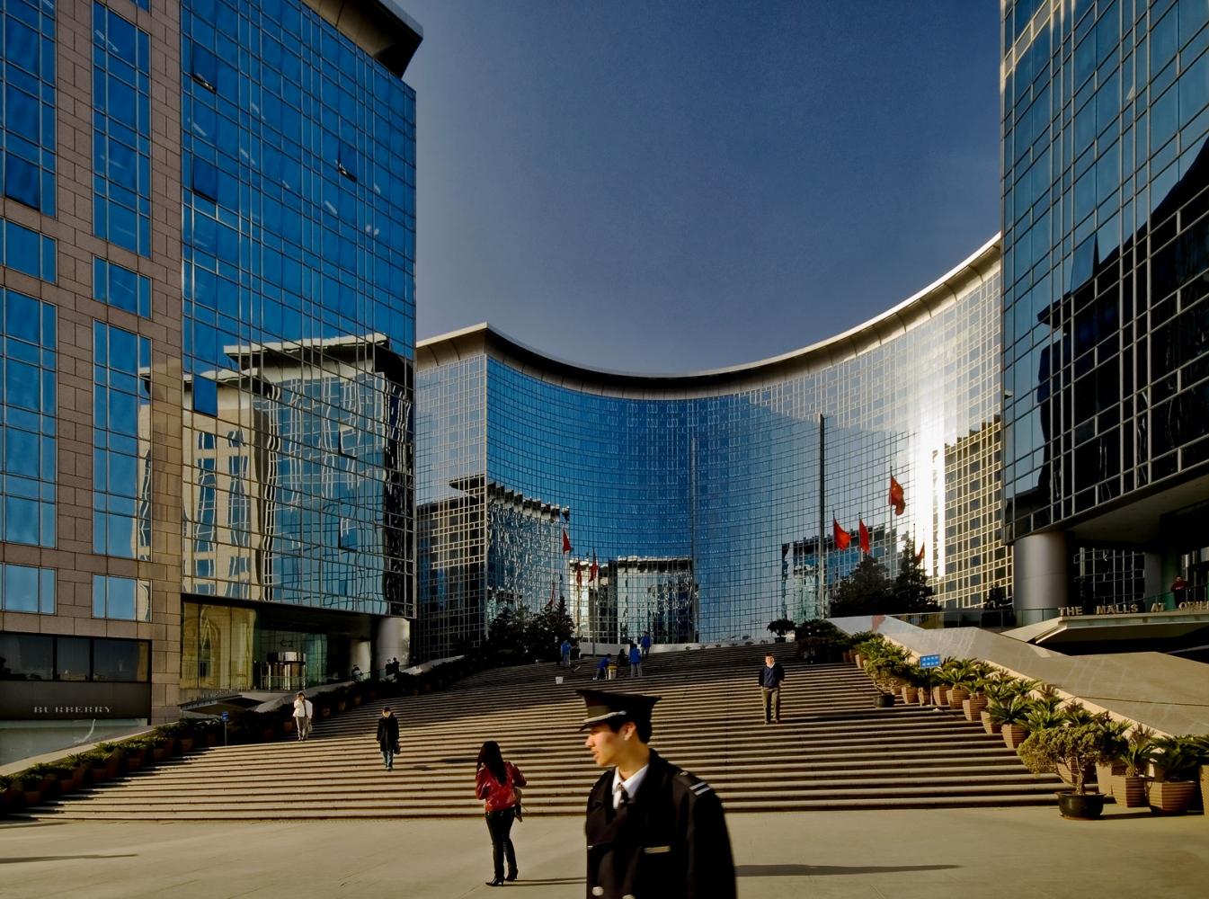 Mall, Beijing