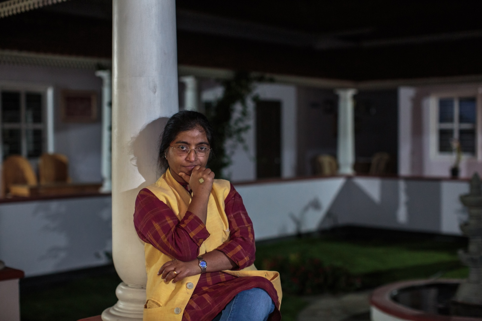 New York Times An Indian Activist Faces Down Sex Traffickers