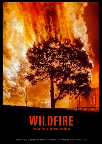 WILDFIRE, Forest Fires In The American West