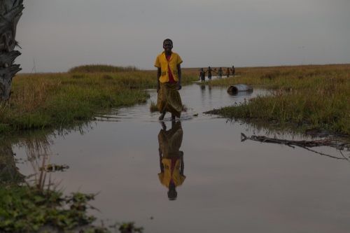South Sudan's Other War