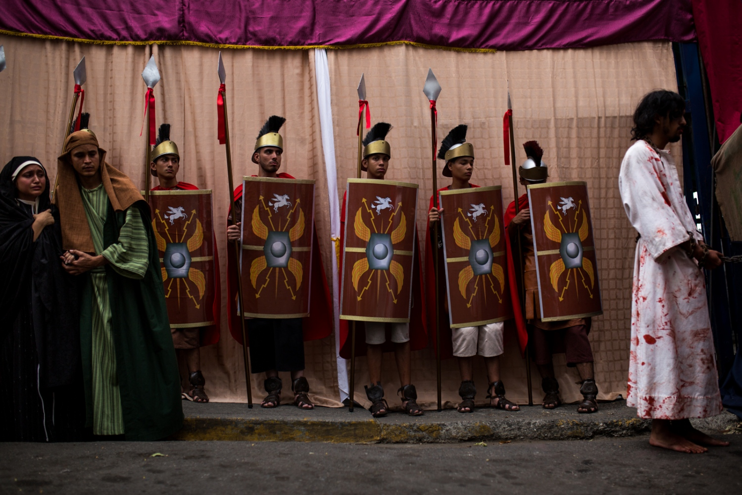 Art and Documentary Photography - Loading 010_HolyWeekVenezuela.jpg