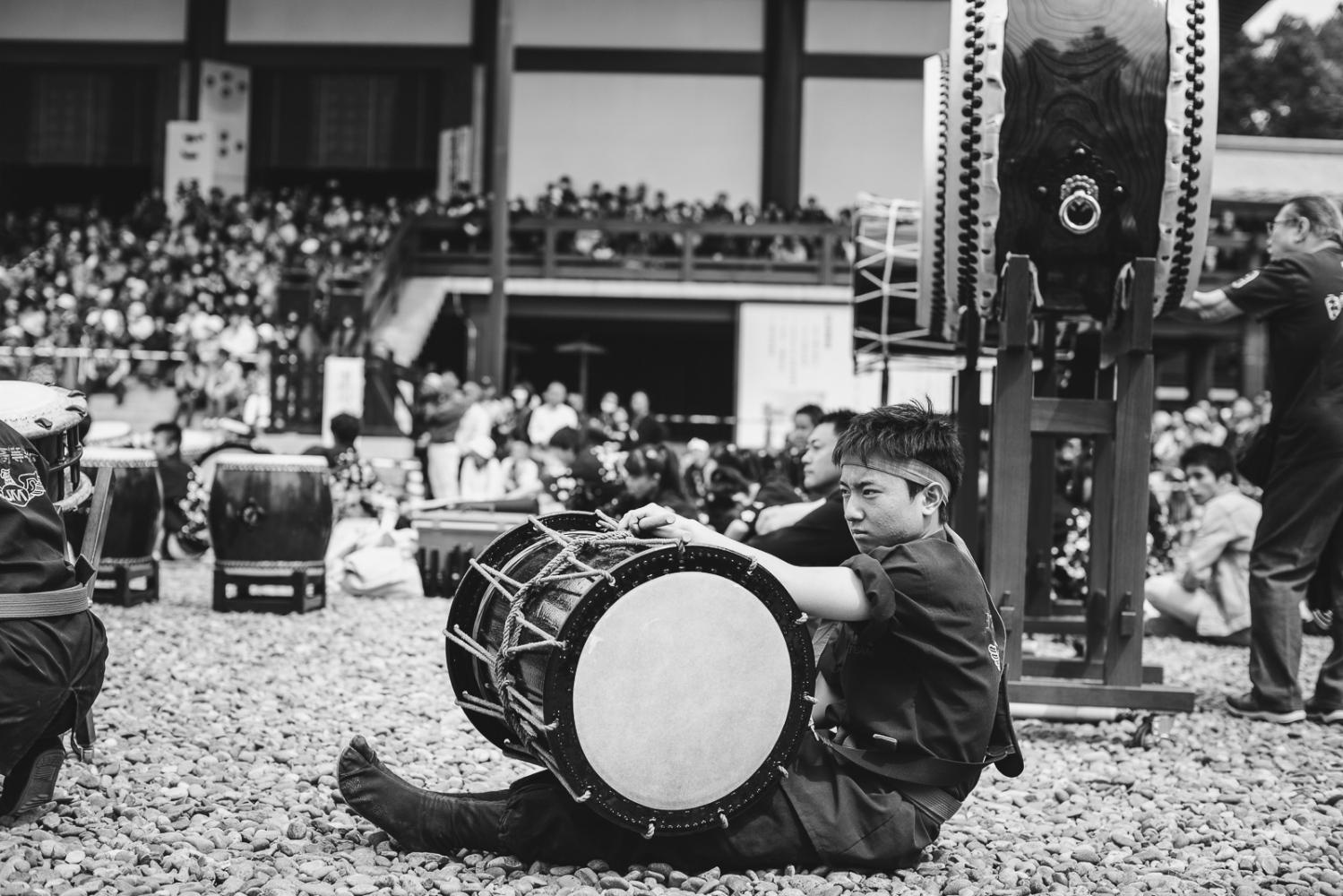 Narita Drum Festival (成田太鼓祭) Aprile 2017 (2017年4月)