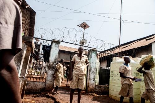 Pademba Prision (Sierra Leone)
