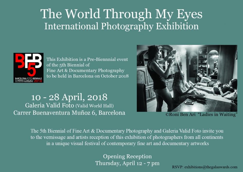 Photography image - Loading Invitation_The_World_Through_My_Eyes_RONI.jpg