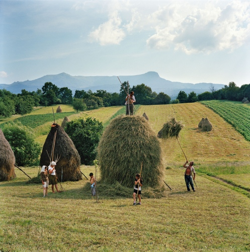 Transylvania - Photography project by Rena Effendi