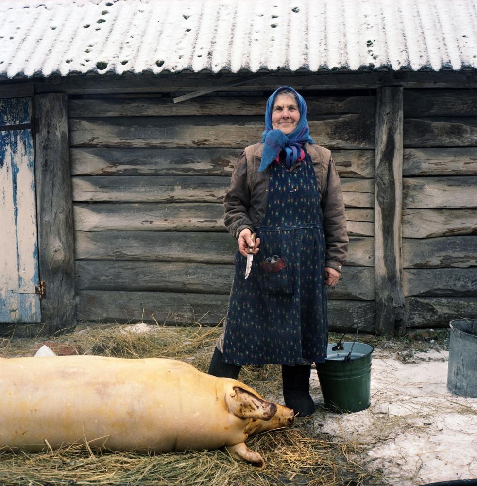 Rena Effendi | Chernobyl: Still Life in the Zone