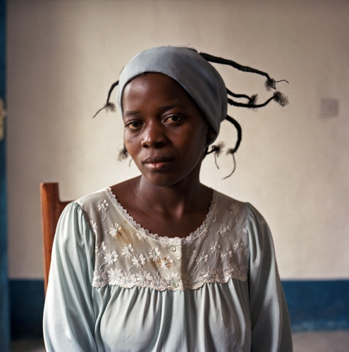 Courage In The Congo - Photography project by Rena Effendi