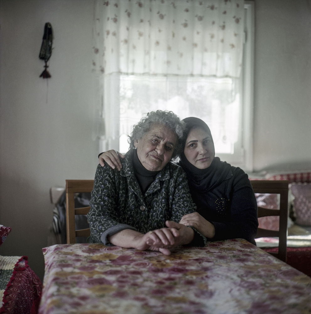 Eighty-two year old local resident of Idomeni Panagiota Vasiliadou hosted eight Syrian refugees in her house. Panagiota provided food, while the women helped cook the meals and the men helped around the garden. Her water and electricity bills more than doubled, since she has welcomed the refugees to stay in her home. She said she could not afford to support eight adults with her pension of EURO 400 a month, but she did not know how to tell them to leave.
