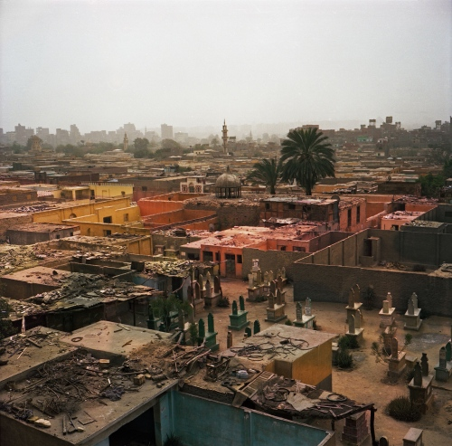 Cairo: Urban Decay - Photography project by Rena Effendi