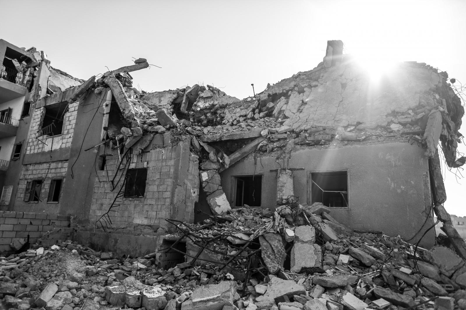 Raqqa, Siria 2013
