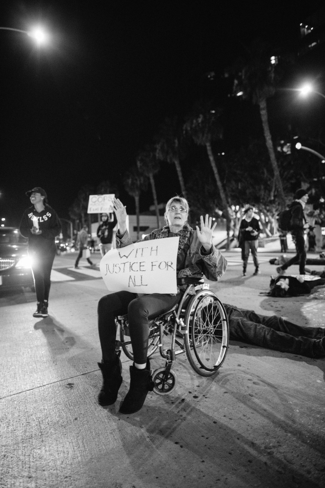"""Justice for All"" - Los Angeles, CA, 2014"