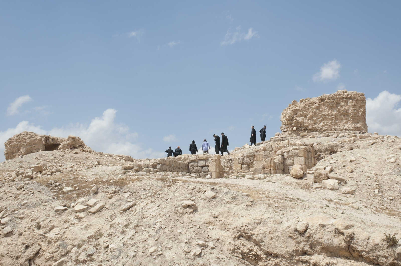 The Good Samaritan, West Bank