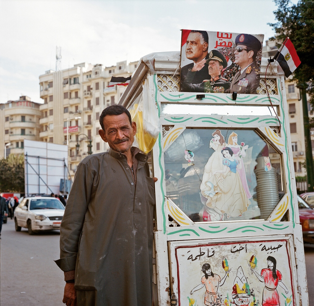 The ways in which Akhenaten and other great pharaohs of his dynasty expressed their power are often similar to what we see in the personality cult of today's Egypt. Much like in Akhenaten's era, his high-class subjects built shrines to the pharaoh, on the eve of the elections street vendors in Cairo put up posters of Sisi all over the city.