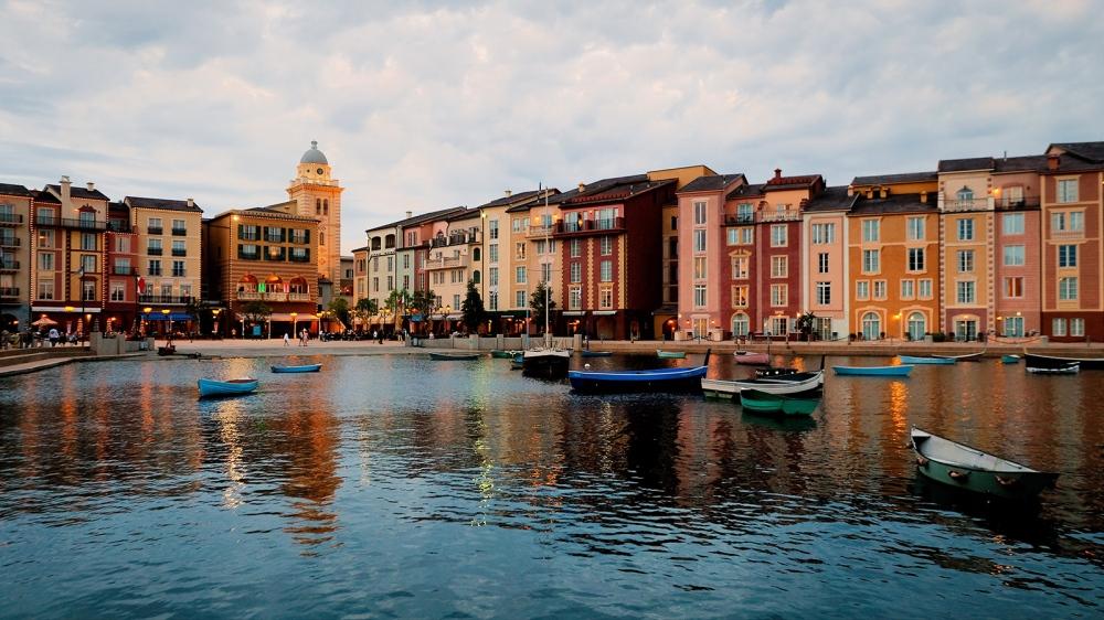 Loews Portofino Bay Hotel at Universal Orlando - Orlando - FL