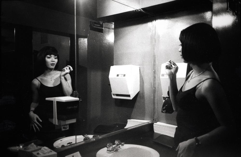 Art and Documentary Photography - Loading EWallenstein_gretchen_in_mirror.jpg