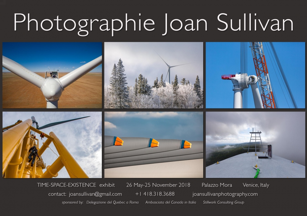 Photography image - Loading JoanSullivanPhoto_Venice_exhibition2018.jpg