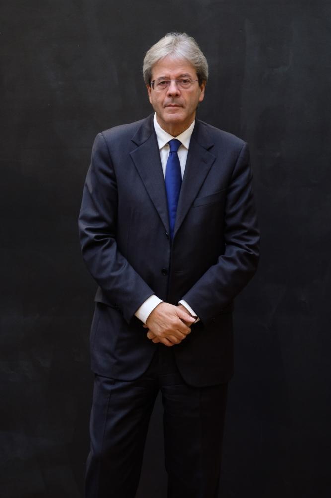 Italian Prime Minister Paolo Gentiloni Italian Prime Minister Paolo Gentiloni during the Fico Eataly World opening