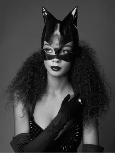 American Icon Series - Cat Woman Alessandra - Model - Italy 2017