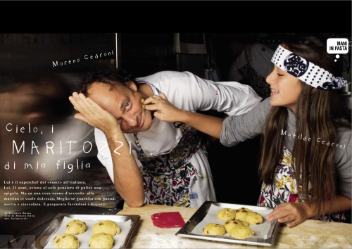 STYLE PICCOLI MAGAZINE Moreno Cedroni Star Chef Italy 2014