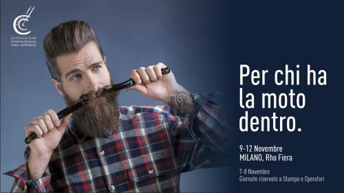 EICMA ADV campaign 2017 Client: Eicma Agency: Yes Producer: Giacomo Casartelli